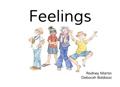 Feelings [Book Cover]