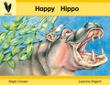 Happy Hippo [Book Cover]