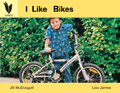 I Like Bikes  [Book Cover]
