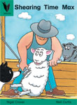 Shearing time Max [Book Cover]