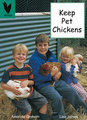 Keep Pet Chickens [Book Cover]