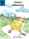 Chick's adventure [Book Cover]