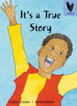 It's a True Story [Book Cover]