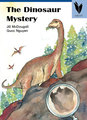 The Dinosaur Mystery [Book Cover]