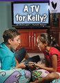 A TV for Kelly [Book Cover]