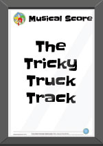 Tricky Truck Track Music