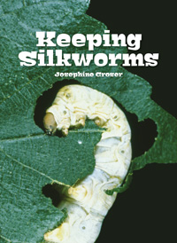 Keeping Silkworms [Book Cover]
