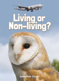 Living or Non-living? [Book Cover]