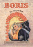 Boris the Magical Cat [Book Cover]