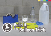 Build It: The Balloon Trick [Book Cover]