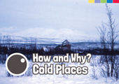 How & Why: Cold Places [Book Cover]