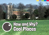 How & Why? Cool Places [Book Cover]