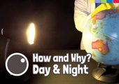 How & Why: Day & Night [Book Cover]