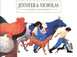 Jennifer and Nicholas [Book Cover]