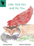 Little Red Hen and the Fox [Book Cover]