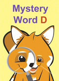 Mystery Word Level 4-5 [Book Cover]