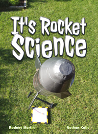 It's Rocket Science [Book Cover]