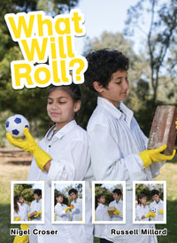 What Will Roll [Book Cover]