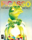 Picasso the Green Tree Frog [Book Cover]