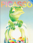 Picasso: the Green Tree Frog [Preview] [Book Cover]