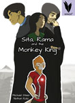 Sita, Rama and the Monkey King [Book Cover]