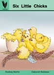 Six Little Chicks [Book Cover]