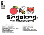 The Alphabet Song [Book Cover]