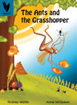 The Ants and the Grasshopper [Book Cover]