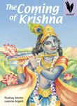 The Coming of Krishna [Book Cover]