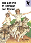 The Legend of Romulus and Remus [Book Cover]