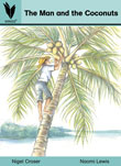The Man and the Coconuts [Book Cover]