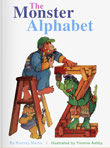 The Monster Alphabet [Book Cover]