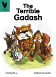 The Terrible Gadash [Book Cover]