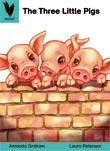 The Three Little Pigs [Book Cover]