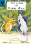 Town Mouse and Country Mouse [Book Cover]
