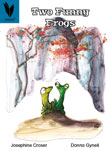 Two Funny Frogs [Book Cover]