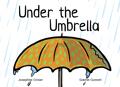 Under the Umbrella [Book Cover]